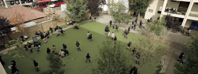 video nuestro colegio